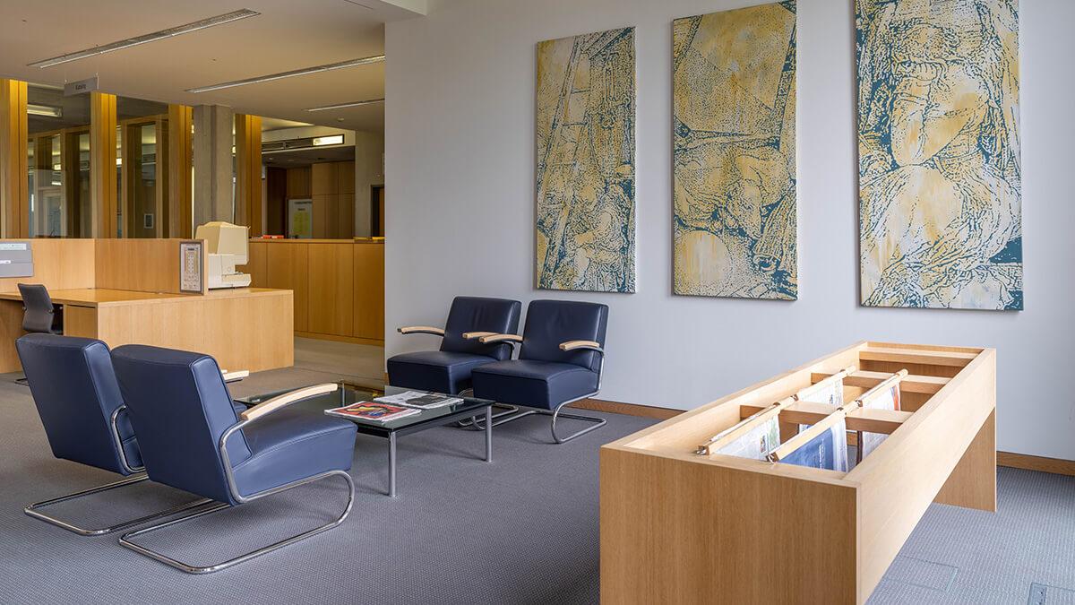 Bibliothek des Bundesarbeitsgerichts