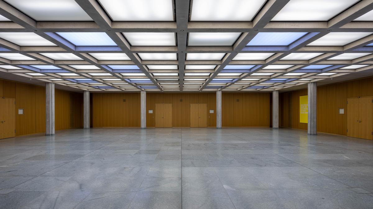 Foyer des Bundesarbeitsgerichts