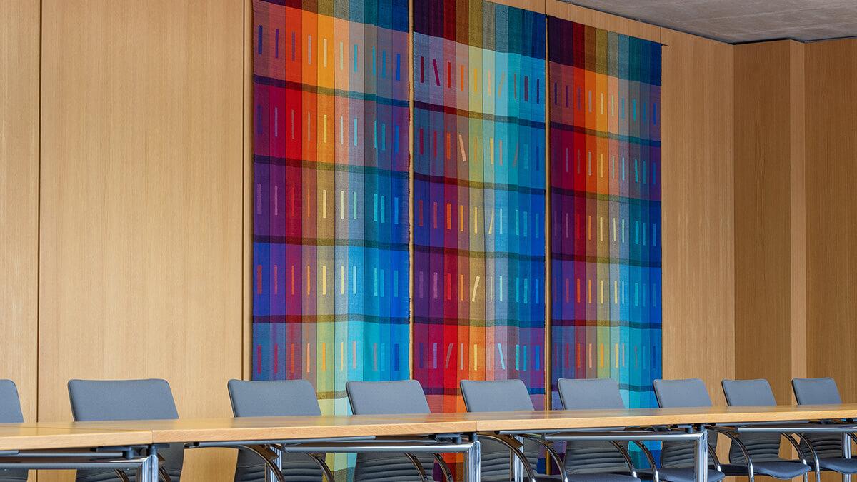 Konferenzraum im Bundesarbeitsgericht